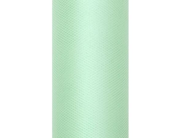 Picture of Tul color verde mint (20m)