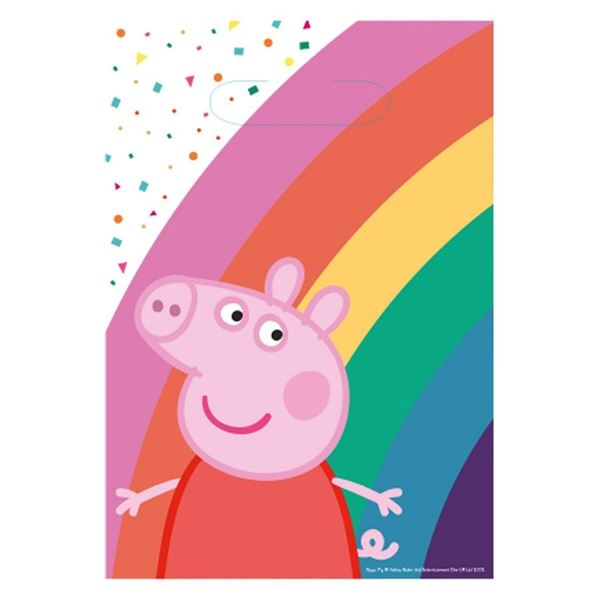 Picture of Bolsas Peppa Pig Party (8)