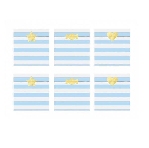 Picture of Bolsitas dulces azul claro papel (6)