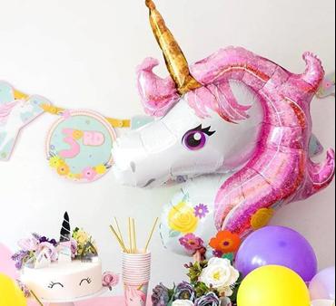 Imagens por categoria Candy Bar Unicornio