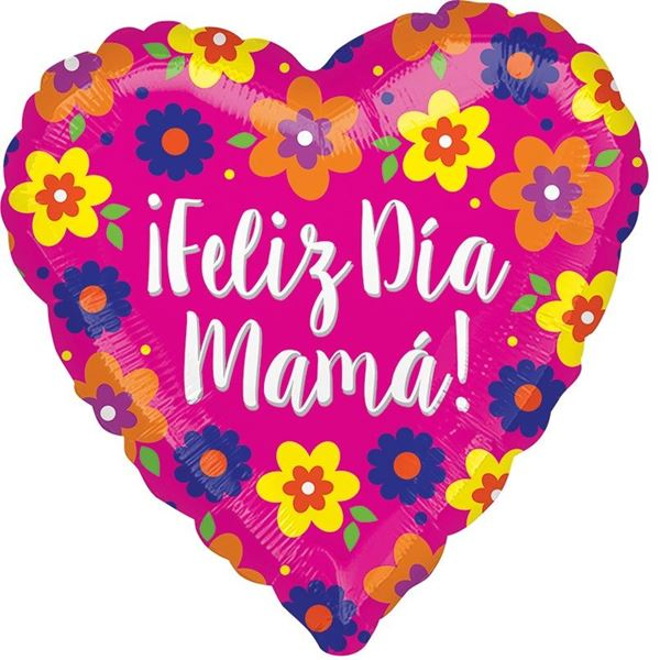 Imagen de Globo Feliz Día Mamá XXL