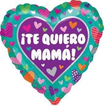 Imagen de Globo Te quiero mamá