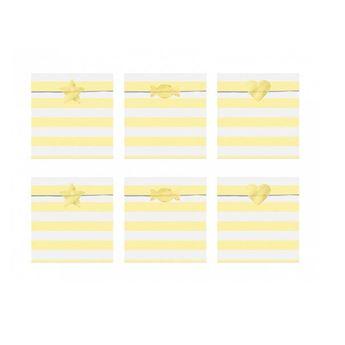 Imagens de Bolsitas dulces amarillas pastel papel (6)