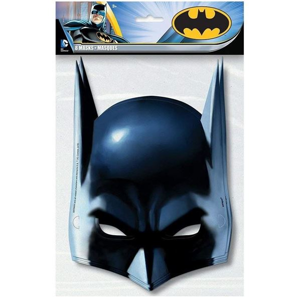 Picture of Caretas Batman (8)