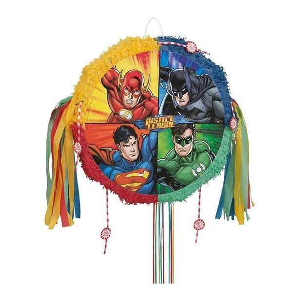 Imagens de Piñata Liga de la Justicia