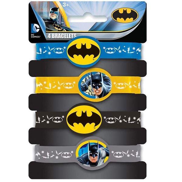 Imagens de Pulseras Batman (4)