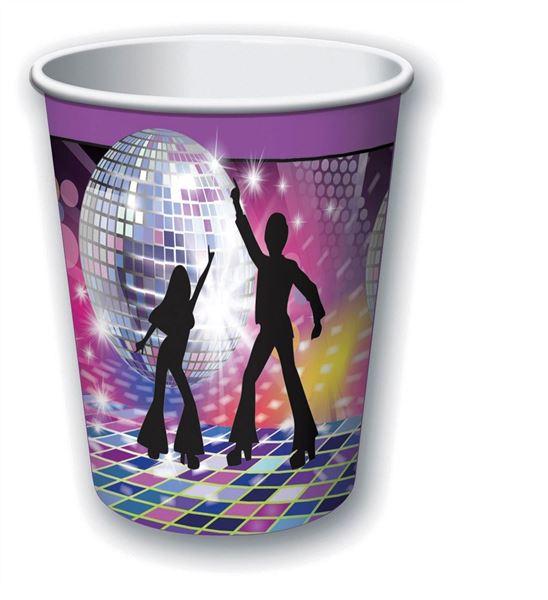 Imagen de Vasos Fiesta Disco (8)