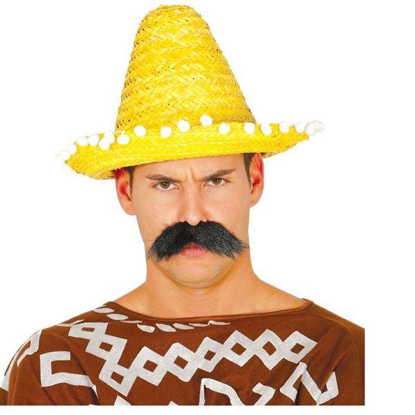 Imagens de Sombrero mexicano amarillo