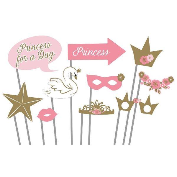 Picture of Accesorios photocall Princesa por un día (10)