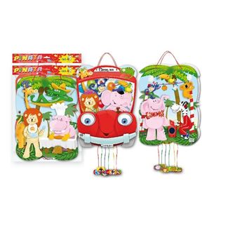 Picture of Piñata animales infantil