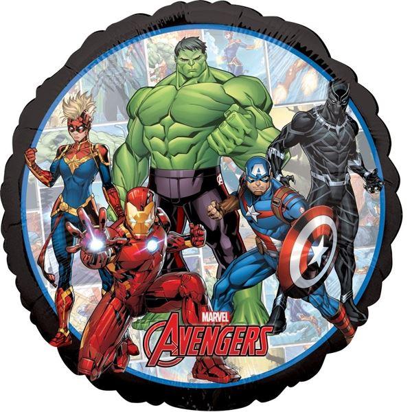 Imagen de Globo Vengadores Marvel Power