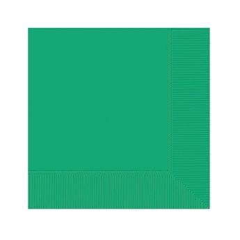 Imagen de Servilletas verdes pequeñas (20)