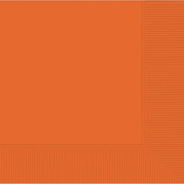 Imagens de Servilletas naranja grandes (20)