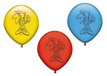 Picture of Globos Sonic (8)