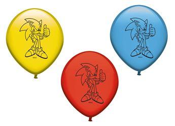 Imagen de Globos Sonic (8)