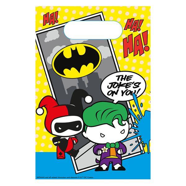 Imagens de Bolsas chuches Joker y Batman (8)