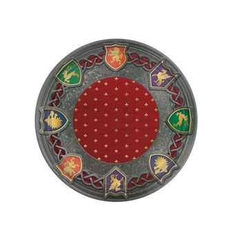 Imagen de Platos Medieval Escudos pequeños (8)