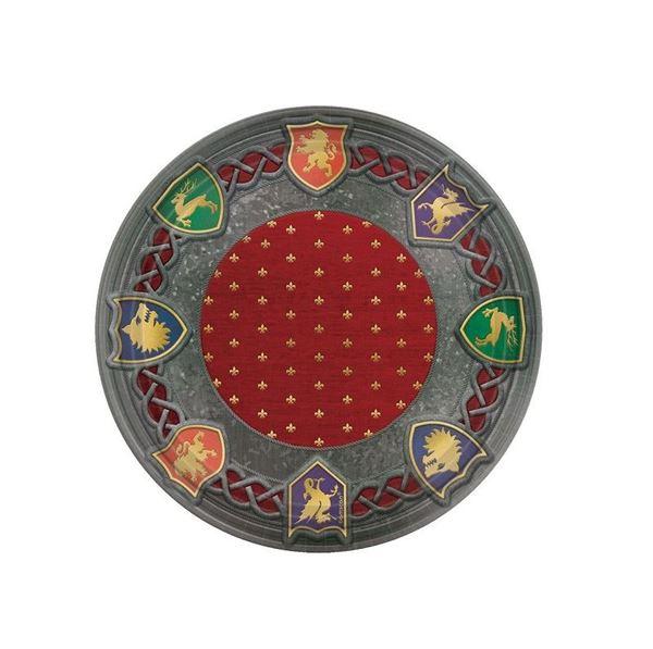 Imagens de Platos Medieval Escudos pequeños (8)
