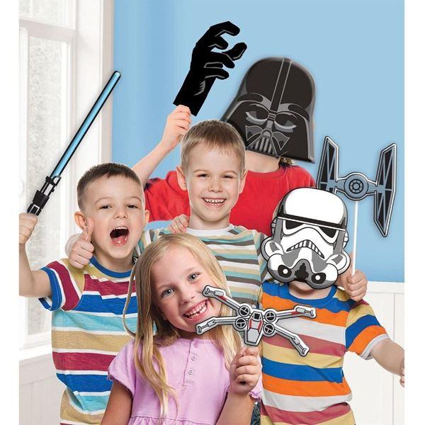 Imagen de Accesorios photocall Star Wars (10)
