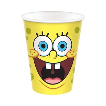 Picture of Vasos Bob Esponja cartón (8)