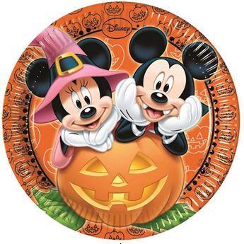 Imagen de Platos Mickey Halloween (8)