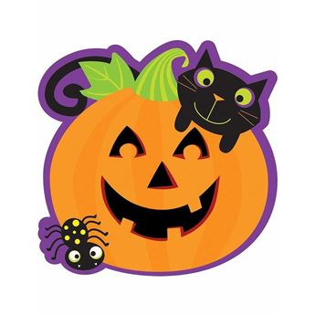 Imagen de Troquelado Halloween divertido