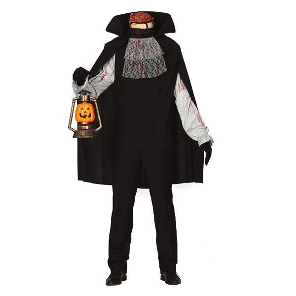 Picture of Disfraz espíritu cabeza cortada (Talla 52-54)
