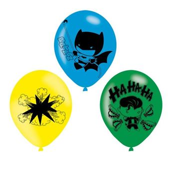 Picture of Globos Joker y Batman (6)