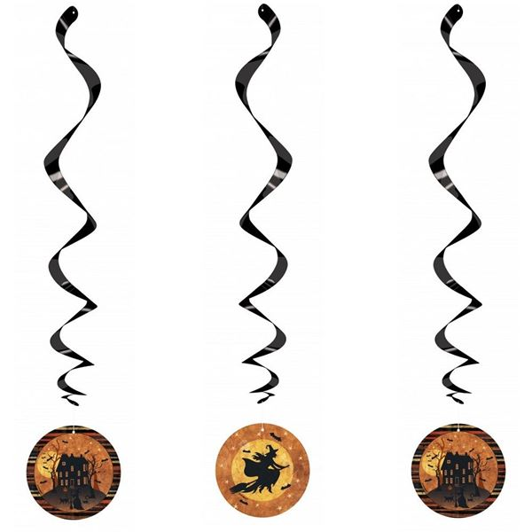 Imagen de Decorados espirales Casa Encantada (3)
