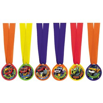 Picture of Medallas Blaze y los Monster Machines (12)