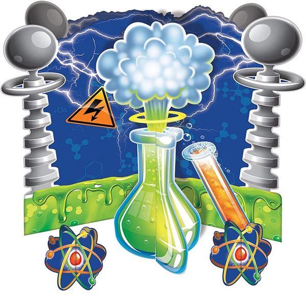 Picture of Centros de mesa Laboratorio Ciencia