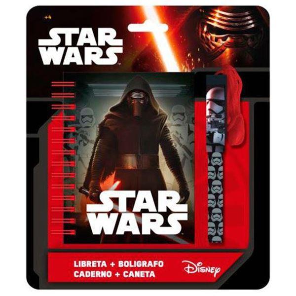 Imagen de Set Star Wars Libreta y Bolígrafo