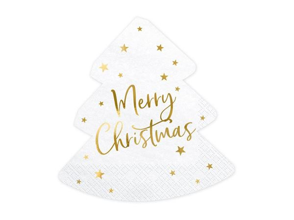 Imagen de Servilletas árbol de Navidad (20)