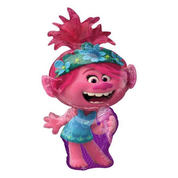 Picture of Globo Trolls 2 Poppy 55X93cm