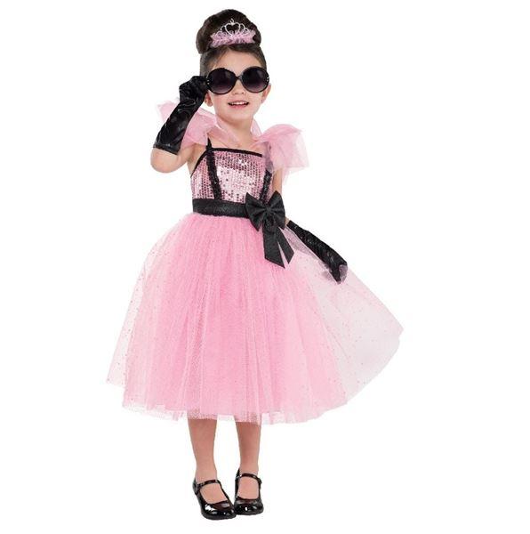 Imagen de Disfraz princesa glamour 4-6 años