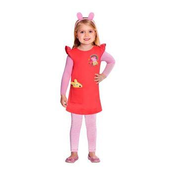 Imagens de Disfraz Peppa Pig 2-3 años