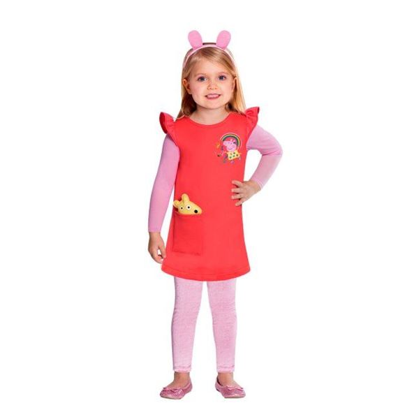 Picture of Disfraz Peppa Pig 2-3 años