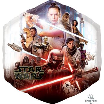 Picture of Globo Star Wars
