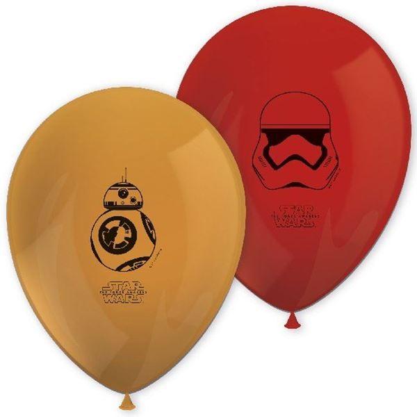 Picture of Globos Star Wars La guerra de las galaxias (8)