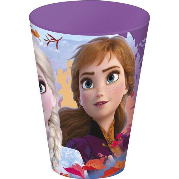 Imagen de Vaso Frozen plástico duro 430ml