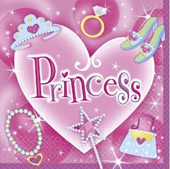 Picture of Servilletas Princess (16)