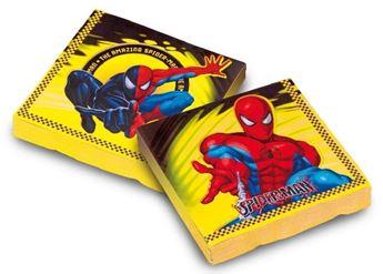 Imagen de Servilletas Spiderman clasic (20)