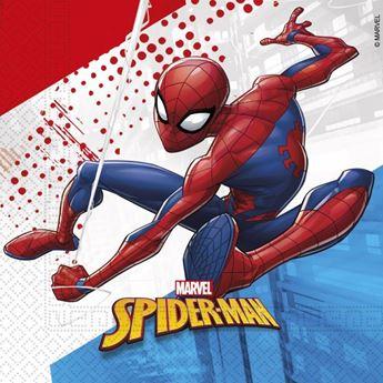 Imagen de Servilletas Spiderman (20)