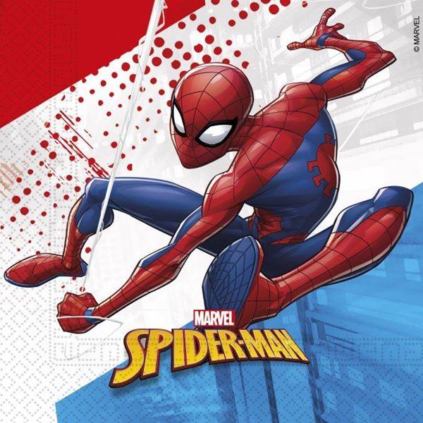 Picture of Servilletas Spiderman (20)