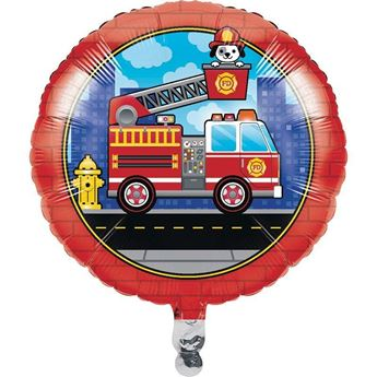 Picture of Globo de Bomberos