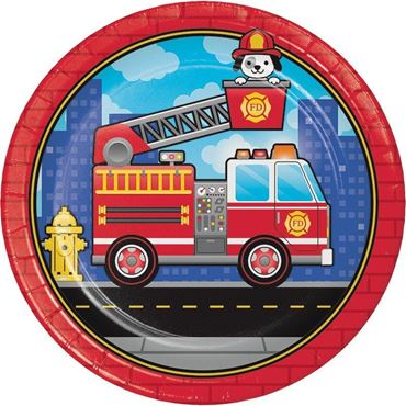 Picture for category Cumpleaños de Bomberos