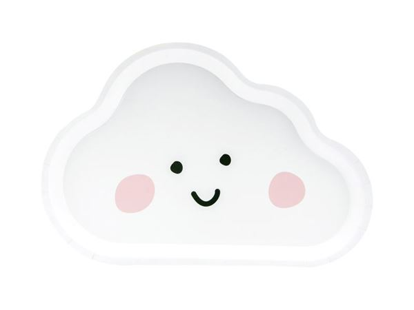Imagens de Platos Nubes blancas (6)