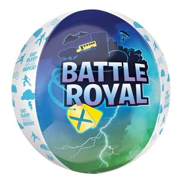 Imagen de Globo Battle Royal Fortnite esférico