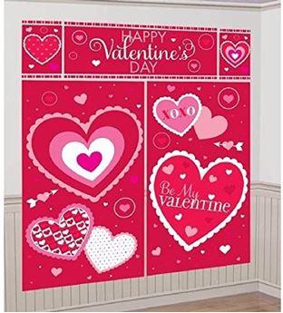 Imagens de Decorados pared San Valentín (5)