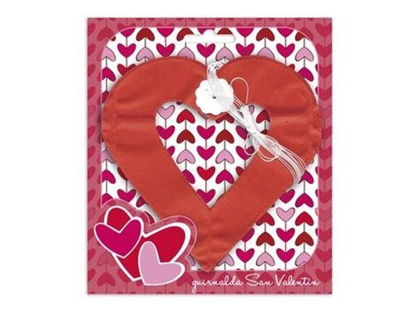 Imagens de Guirnalda corazones San Valentín (3m)